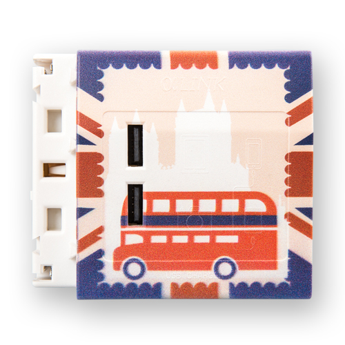 USB Module - Double Decker