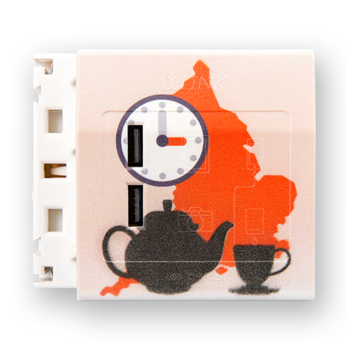 USB Module - Afternoon Tea