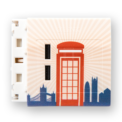 USB Module - Telephone Box