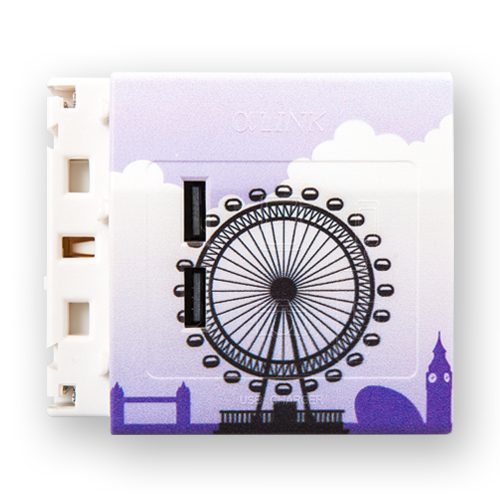 USB Module - London Eye