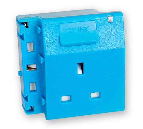 1-Outlet (blue)