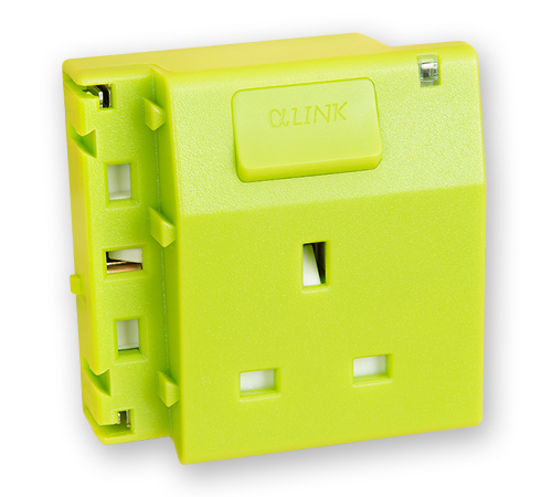 1-Outlet (green)