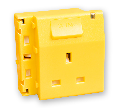 1-Outlet (yellow)