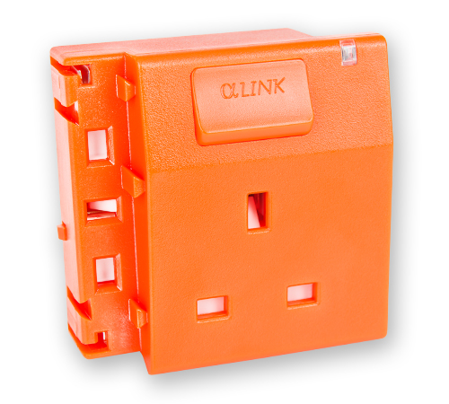 1-Outlet (Orange)