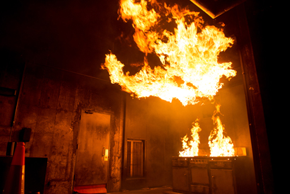消防處參觀活動